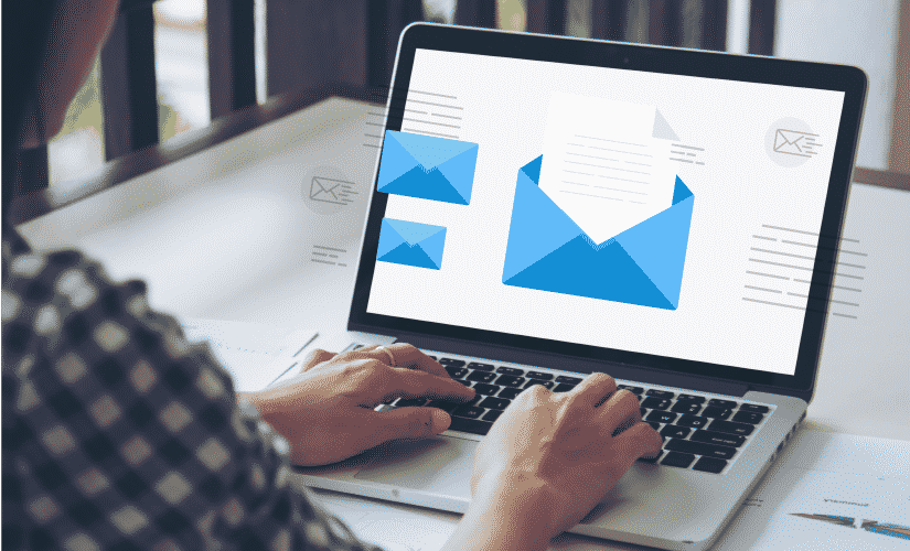 Intent-based Email Marketing Sales Funnel